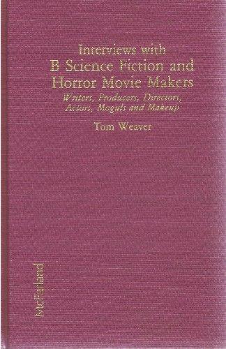 Science fiction movie writers