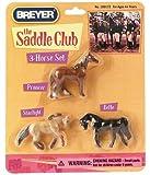 Saddle Club Mini Whinnies 3- Horse Set