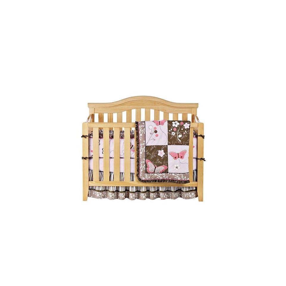 Cocalo Sugar Plum 6 Piece Crib Bedding Set On Popscreen