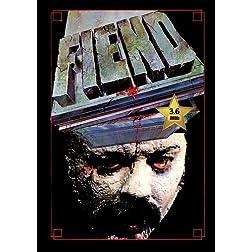 Fiend [VHS Retro Style DVD] 1980