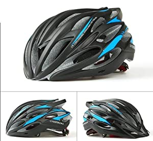 Cgecko 23 holes Mens MTB Road Insect Racing Cycling Bicycle Bike Helmet Adult Python... by Cgecko