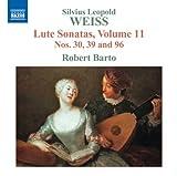 Lute Sonatas Nos. 30 39 & 96 Vol. 11