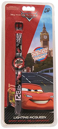 Cars  - Reloj digital (Kids WD10403)