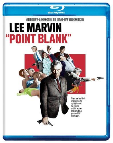 Point Blank [Blu-ray]