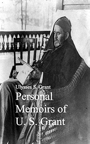 Personal Memoirs of U. S. Grant (A Personal Memoir compare prices)