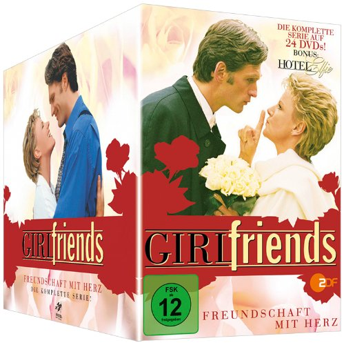 Girlfriends - Die komplette Serie [24 DVDs]