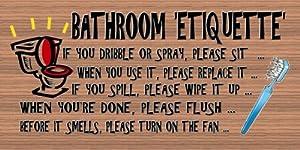 Pics Photos Bathroom Etiquette Signs Http Www Safetysign Com