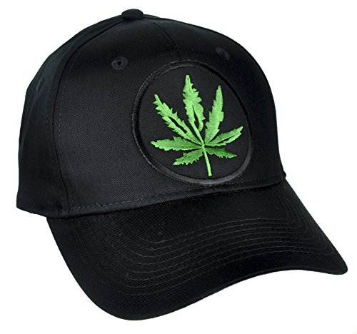 ddc35bd7be8 Cannabis Pot Leaf Hat Baseball Cap Alternative Clothing Legalize ...