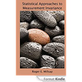 Statistical Approaches to  Measurement Invariance