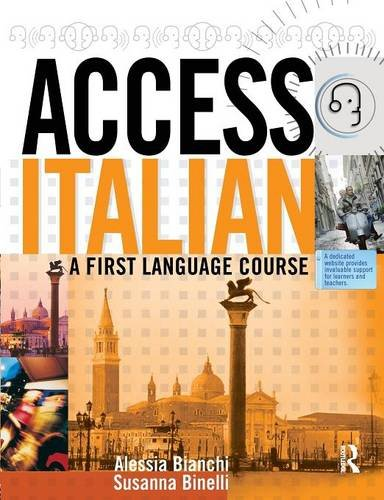Access Italian, Student Book: A First Language Course