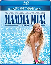 Mamma Mia! The Movie [Blu-ray/DVD Combo + Digital Copy]