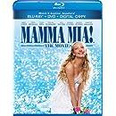 Mamma Mia! The Movie (Blu-ray + DVD + Digital Copy)