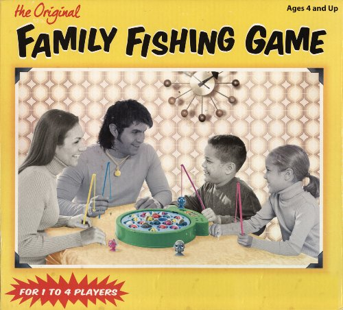 The Original Family Fishing Game