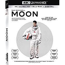Moon [4K Ultra HD + Blu-ray]