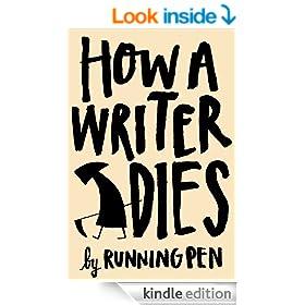How a Writer Dies
