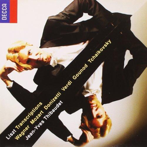 Liszt: Opera Transcriptions - Wagner · Mozart · Donizetti · Verdi · Gounod · Tchaikovsky, S. 262, 401, 407, 434, 440, 444, 446, 447, 697