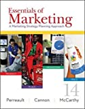 img - for Essentials of Marketing: A Marketing Strategy Planning Approach book / textbook / text book