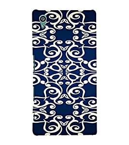 ifasho Designer Phone Back Case Cover Sony Xperia Z5 :: Sony Xperia Z5 Dual 23MP ( Cat Pattern Black and White )