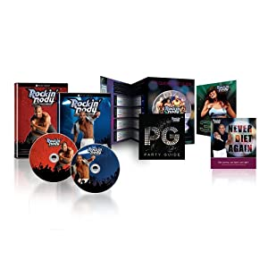 Shaun T's Rockin' Body DVD Workout from Beachbody Inc.,