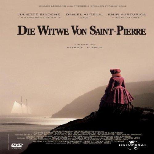 Die Witwe von St. Pierre