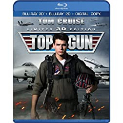 Top Gun (Two-Disc Combo: Blu-ray 3D / Blu-ray / Digital Copy)