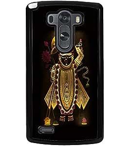 ColourCraft GOD DwarkaDheesh Design Back Case Cover for LG G3