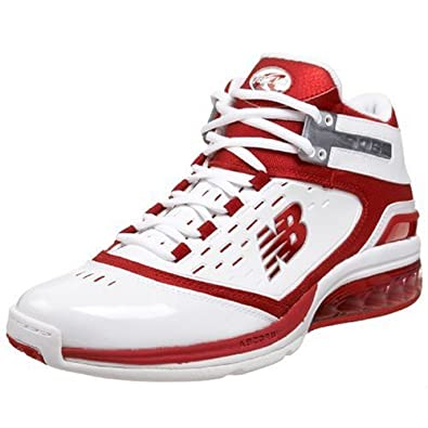 Amazon.com: New Balance Men's BB906 Basketball Shoe,Red,16 2E