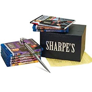 Sharpe's Classic Collection [Blu-ray]