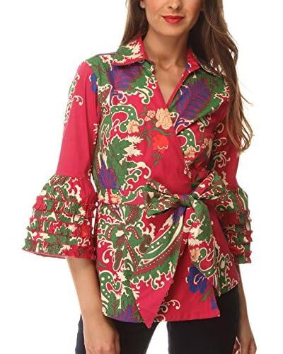 Almatrichi Camicia Donna Alkes