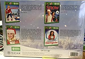 ABC Family Christmas Collection 4 pack