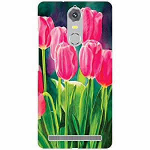 Back Cover For Lenovo K5 note -(Printland)