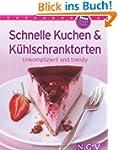Schnelle Kuchen & K�hlschranktorten (...