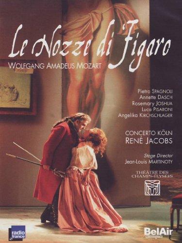 Mozart - Le Nozze di Figaro (2pc) [DVD] [Import]