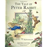 The Tale of Peter Rabbit: A Pop-up Adventure ~ Beatrix Potter