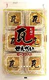 七尾製菓 瓦せんべい 24枚×10袋