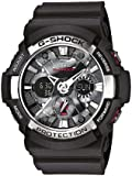 Casio GA-200-1AER G-Shock Men's Analogue Digital Watch with Resin Combi Strap
