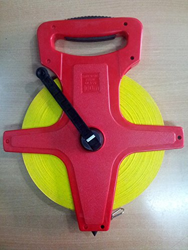Fiberglass Measuring Tape (100Mtrs)