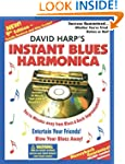 David Harp's Instant Blues Harmonica:...