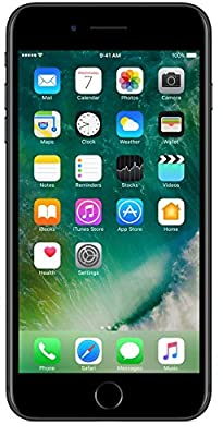 Apple iPhone 7 Plus 32 GB (Black)