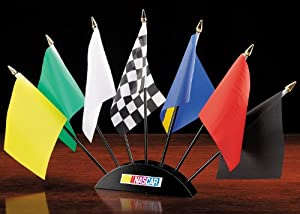 NASCAR 7-Piece Race Flag Set