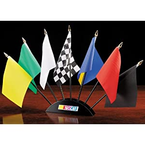 NASCAR NASCAR 7 Piece Flag Set