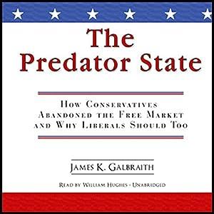 The Predator State Audiobook