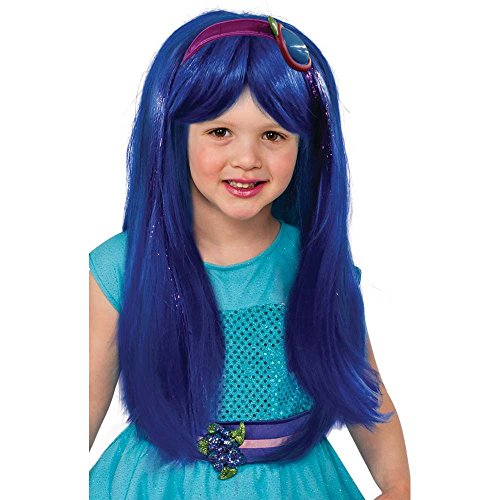 Rubies Strawberry Shortcake Blueberry Muffin Child Wig