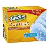 Swiffer Disposable Cleaning Dusters Refills, Unscented, 16-Count (Packaging May Vary) by American Health & Wellness