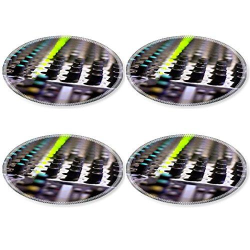 Liili Round Coasters (4
