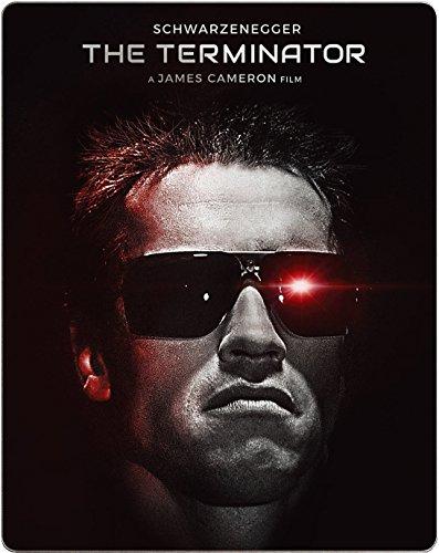 ターミネーター (日本語吹替完全版) スチールブック仕様 [Blu-ray]