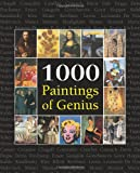 img - for 1000 Paintings of Genius book / textbook / text book