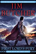 First Lord's Fury (Codex Alera) by Jim Butcher cover image