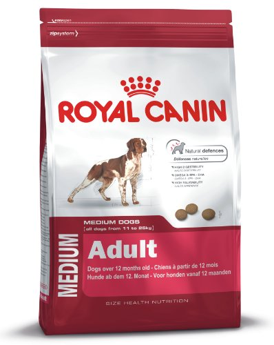 MEDIUM ADULT ROYAL CANIN 15 KG CROCCHETTE PER CANI MEDI