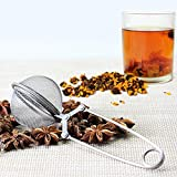 Nextgen Stainless Steel Tea Infuser Mesh Ball Tong